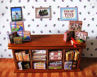TOY COUNTER