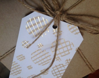 Super chic gift tag/ French inspired