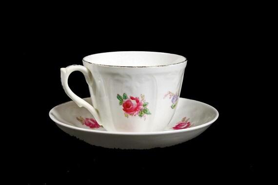 China Teacup  Adderley Bone China  Pattern #14104