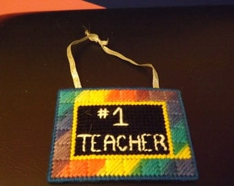 No. 1 Teacher Hanger