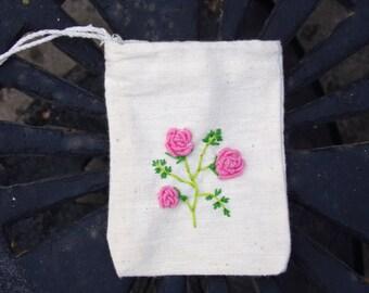 Rose sachet