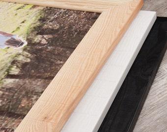 Handmade To Order Rustic Feel Photo Frame