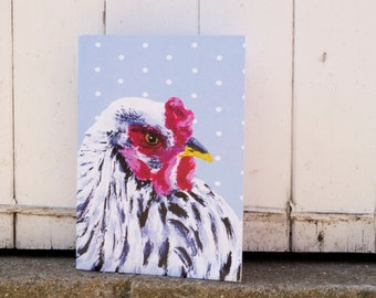 Chicken Notebook - SALE-