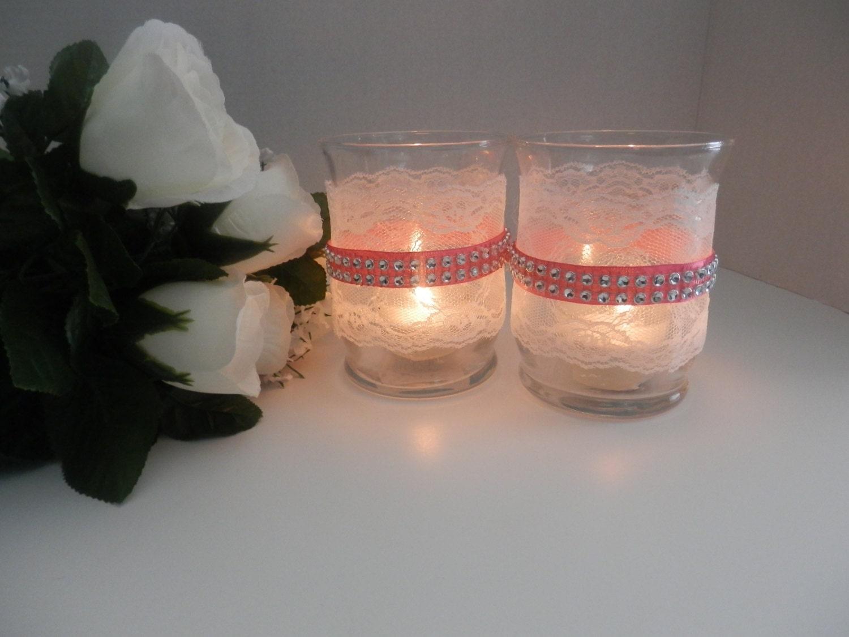 8 wedding candle holder centerpiece christmas candle holder for Picture frame candle centerpiece