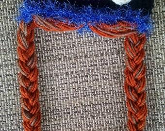 Crochet Anna Hat
