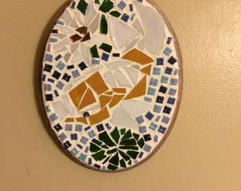 Koi Fish Mosaic