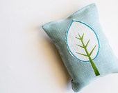 Modern Ash Tree - Machine Embroidery Applique Design GREAT for beginners