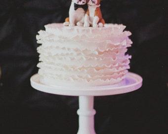 Pet Wedding Cake topper