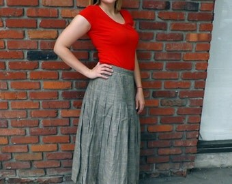 Vintage Skirt size Small