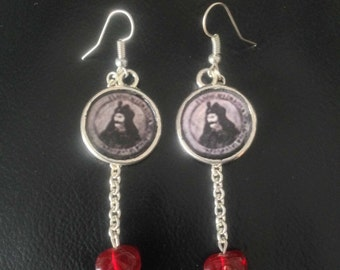 Vlad Tepes Earrings -  House of Drăculești