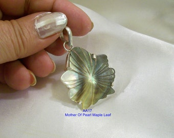 Abalonie Mother of Pearl Treasure Chest Finding  Pendant 925 Sterling Silver Overlay Pendant Buy Any 2 Get Any 1 Free *s mosiac Charms AA16