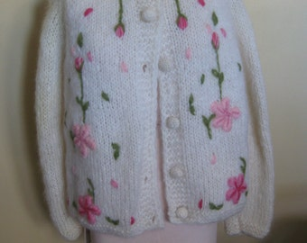 Vintage Mohair Sweater