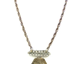 Unique Rustic Necklace