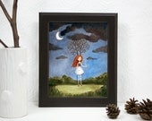 Red Headed Girl, Branches...