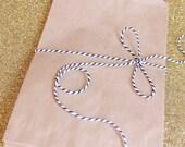 5x7 Kraft Paper Bags