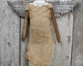 My Primitive PLAIN JANE ANGEL doll hanger pattern 109 PDf