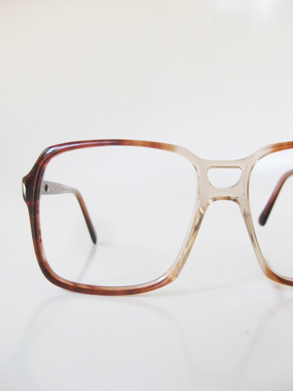 Ysl Glasses Frames : Yves Saint Laurent Eyeglasses Vintage 1970s Aviator Glasses