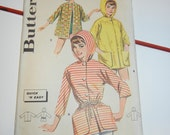 Butterick 9806 pattern complete small 10-12 1960s