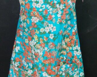 Vintage Summer DRESS, 1970s