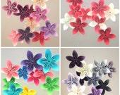 Flower Baby Mobile, Custom Mobile, Paper Flower Mobile, Paper Flower Decor, Custom Nursery Decor, Floral Nursery Decor, Baby Shower Gift