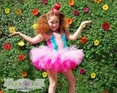 Custom listing for Giselle Mad Hatter themed for  Girls
