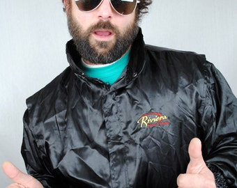 Vintage 90s Riveria Las Vegas Casino Jacket
