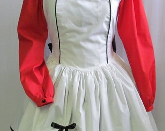 Lolita Dress Your Choice Custom Colors Cosplay Costume Adult Size 4 6 8 10 12 14