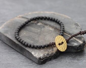 Basic Black Onyx Bracelet