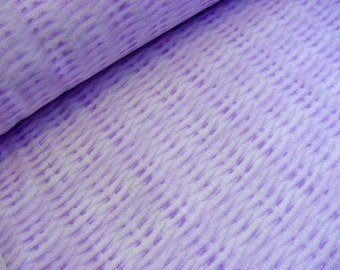 "Cotton Quilt Fabric""Shabby Tabbies"" Purple Wicker Basket Weave by Kathleen Francour for Henry Glass Co. #1597 OOP Lavender Lilac BTY"