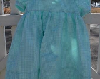 Girls Sweet Easter Dress