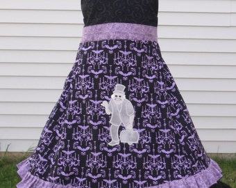 Haunted Mansion Hitchhiking Ghost Dress