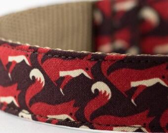 Fox Dog Collar