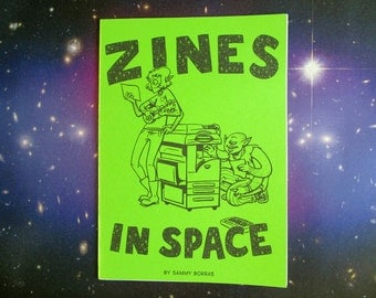Zines In Space