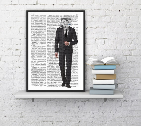 Summer Sale STORMTROOPER Suit Print, Unique Groomsmen Gift Idea, STAR WARS Poster,wall art,Gift from Bride, father Gift TYQ046b