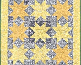 Second Star to the Right Quilt