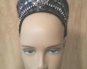 Gothic Egyptian style Headdress