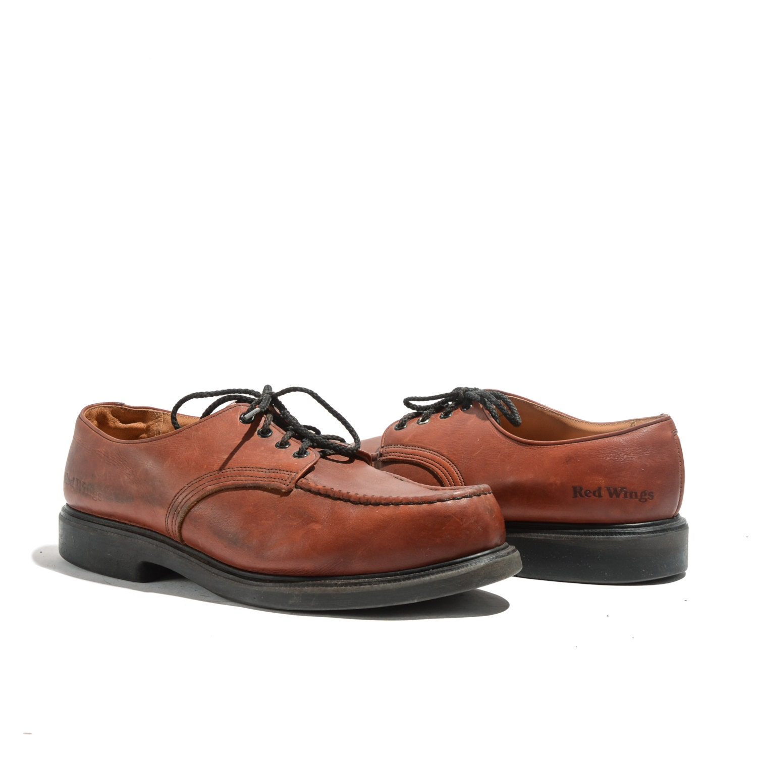 Red Wing Low Top Work Shoes Ee