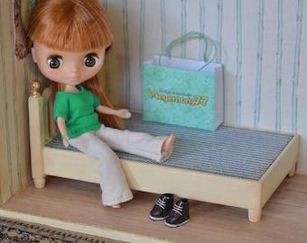 Doll T shirt for Petite Blythe, Little Pullip / Dal