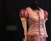 Rapunzel Tangled Adult Costume Walt Disney Princess Cosplay