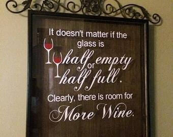 Wine Cork Holder, wine cork saver, shadow box