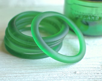 Jameson Whiskey Bracelet | Matte Finish | Upcycled Bottle Jewelry