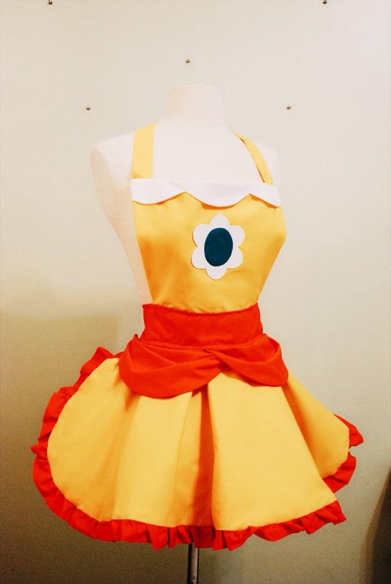 Princess Daisy Apron