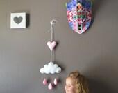 Handmade Children's mobile/nursery decor item