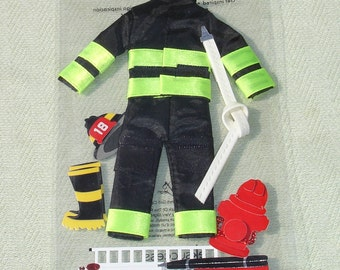 Jolee's Boutique Fire Fighter - 6 pcs