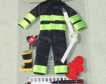 Jolee's Boutique Fire Fighter - 6 pcs