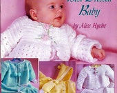 For the Best Dressed Baby to Crochet Pattern Book American School of Needlework 1247
