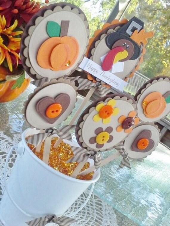 Decorating Ideas > Thanksgiving Centerpiece Thanksgiving Decor By  ~ 070224_Thanksgiving Decorations On Etsy