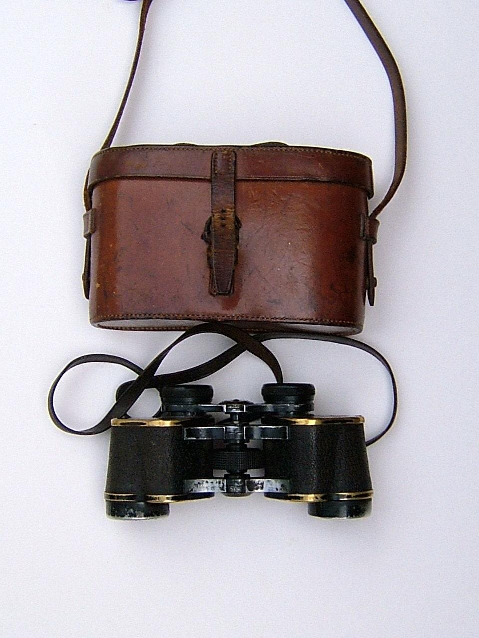 Ww2 Field Binoculars Vintage Field Binoculars