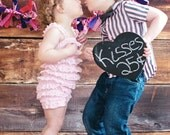 Valentines CHALKBOARD Photo Prop for Valentines Day Chalk Board Heart Reusable Prop Valentines Gift
