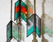 Stained Glass Fletching Elements (set of 3)